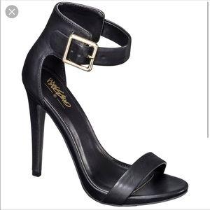 Women's Strap Heels
